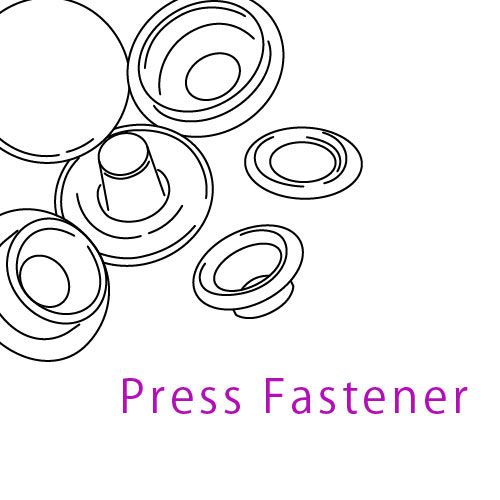 Press Fastener Eyelet Washer
